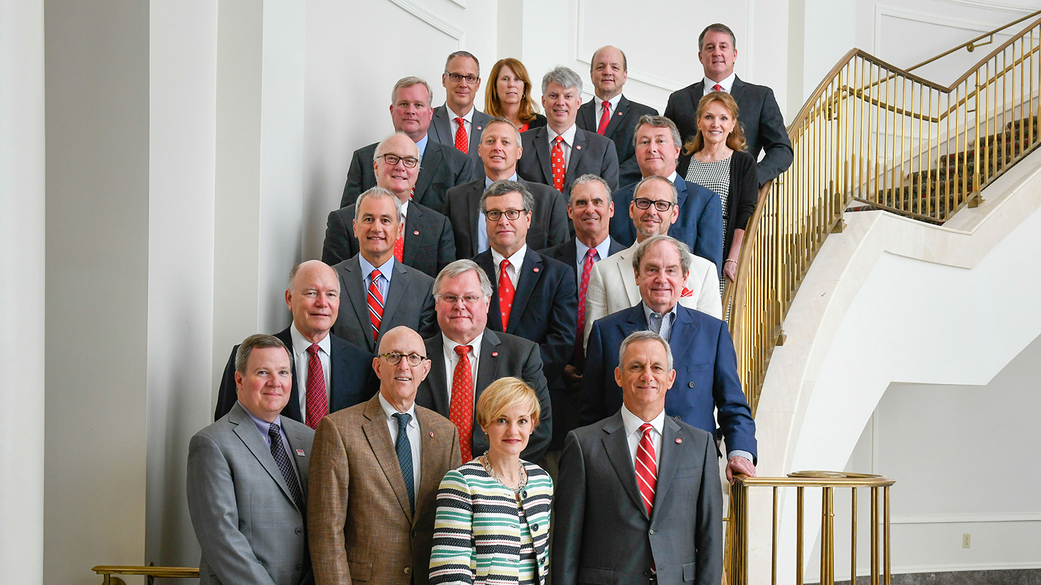 NC State Foundation Board
